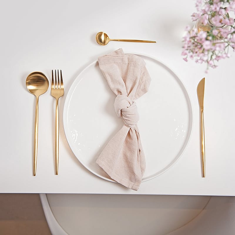 24 Piece Cutlery Set (Multiple Colours Available)