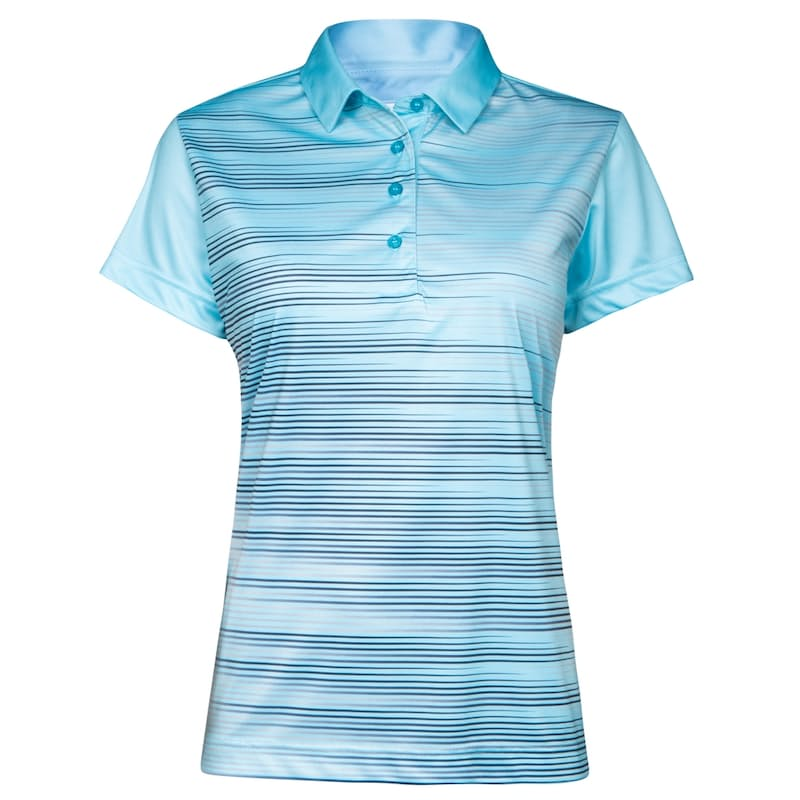 Ladies Pace Dry Tech Performance Golfer Shirt (Multiple Colours Available)
