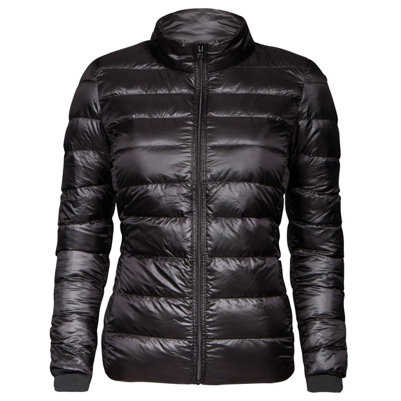 Ladies Light Weight Down Puffer Jacket