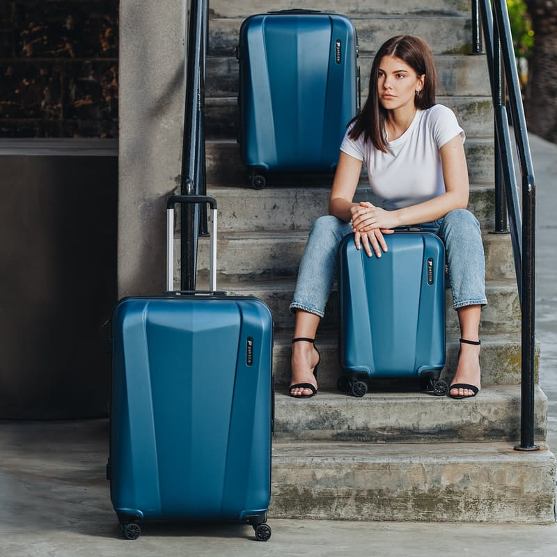 Style Air Hardside Expandable Trolley Cases