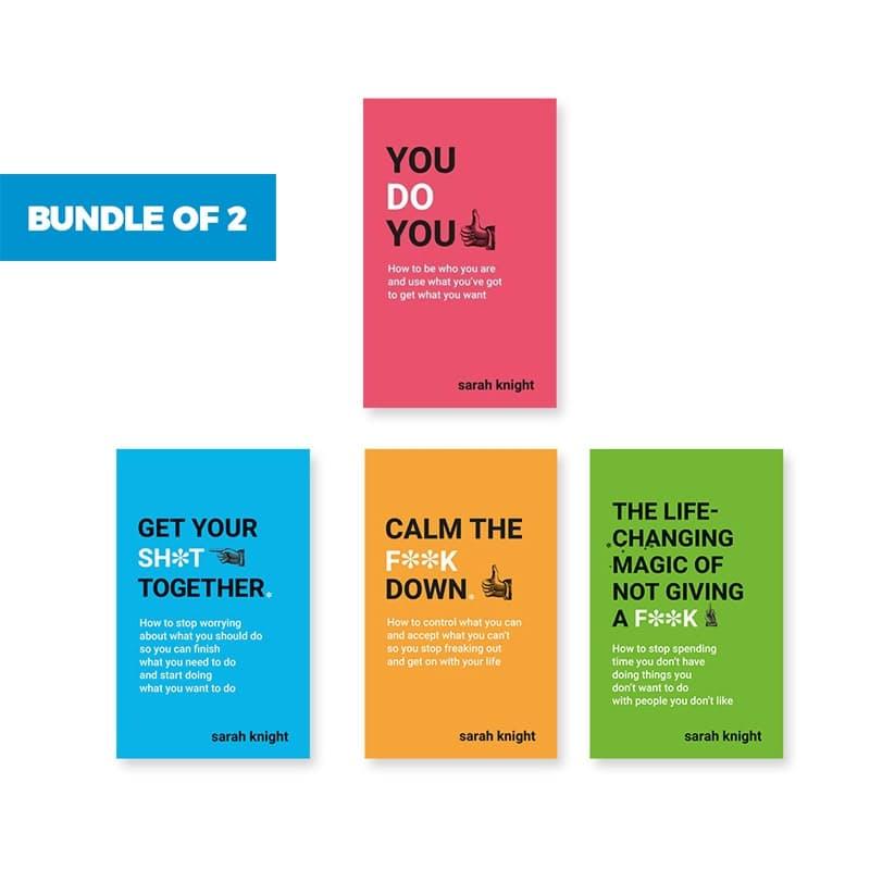 Bundle of 2 Motivational Books