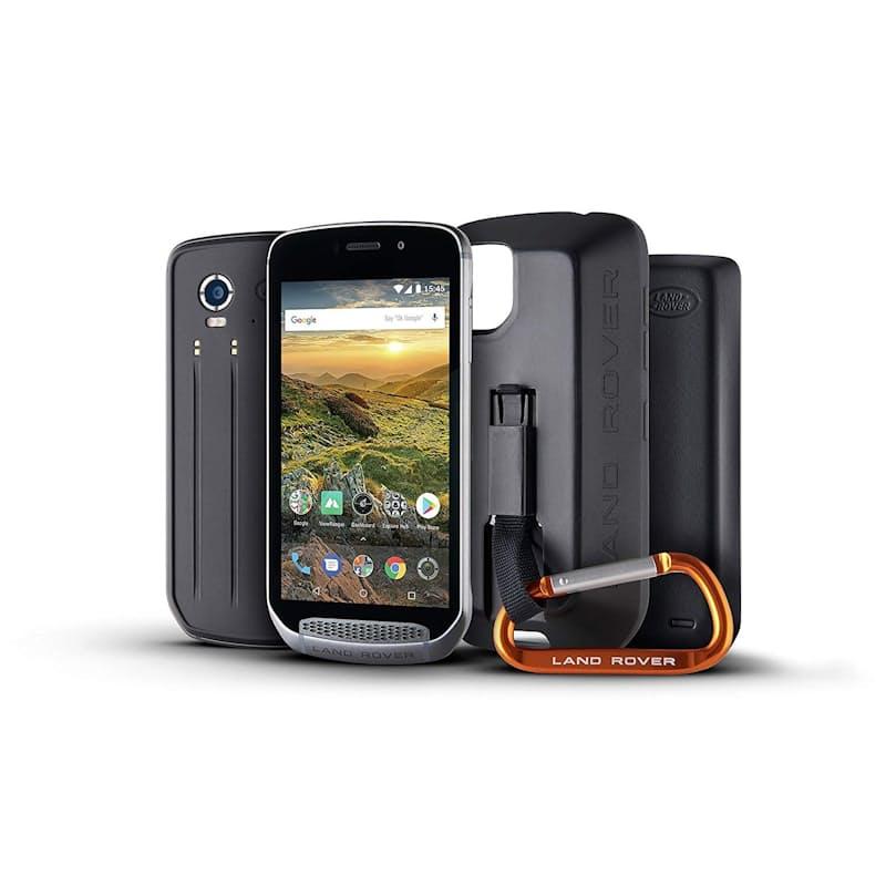 Explore 64GB Smart Phone with Dual SIM and Folio Case