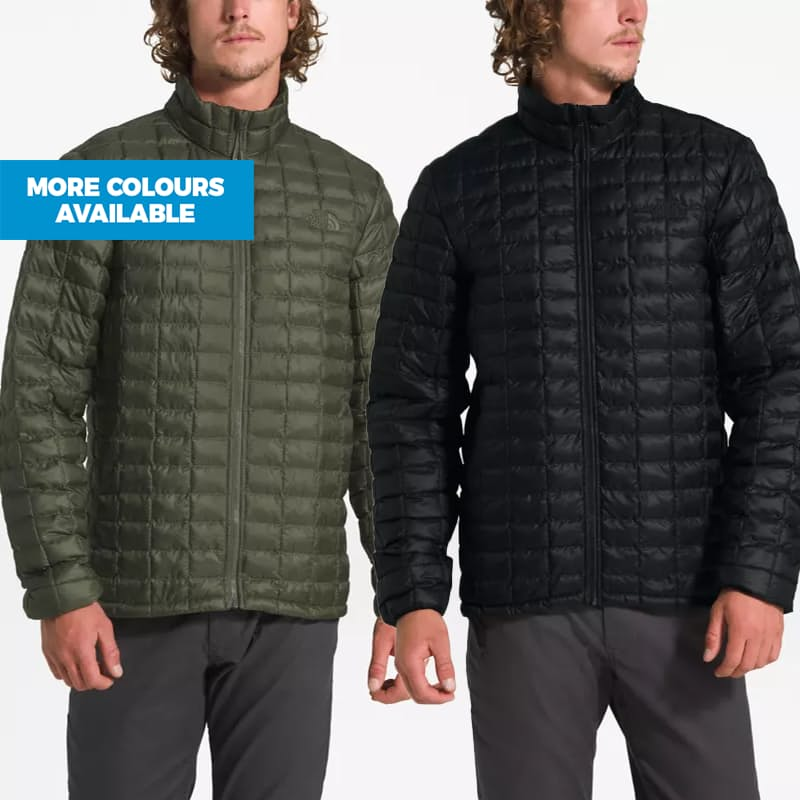 Men's Thermobal Puffer Jacket