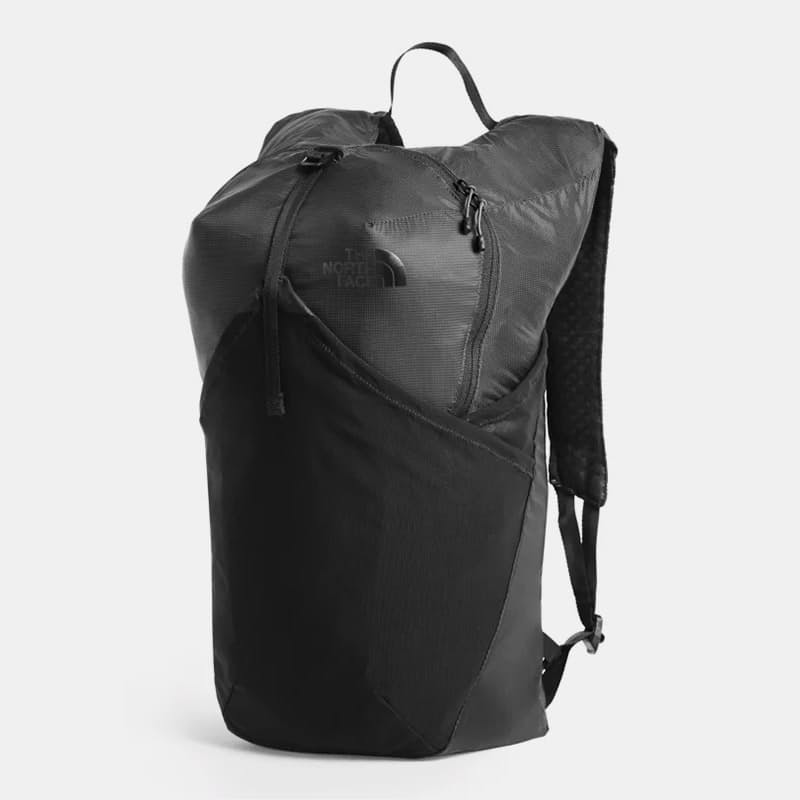 17L TNF Black Flyweight Packable Backpack
