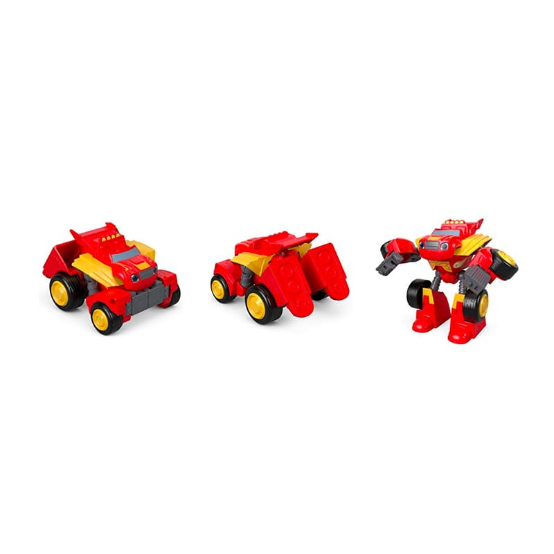 Blaze & The Monster Machines, Transforming Robot Rider