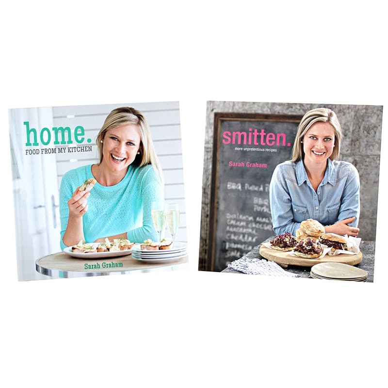 Home & Smitten Recipe Book Set (2 Books)