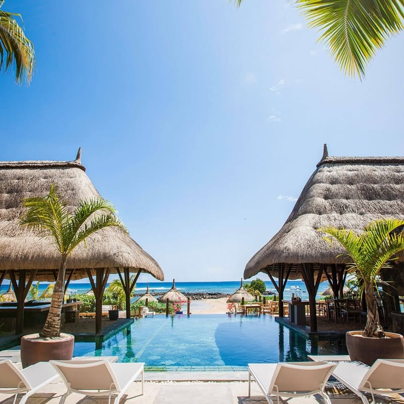 7-Night Stay in the 4* Mauritian Resort Including Return Flights, Airport Transfers, Breakfast Per Person