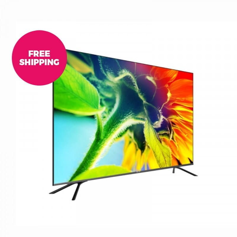 "55"" (123cm) 4K ULED Smart Tv with Dolby Vision and DTS Studio Sound (Free Shipping)"