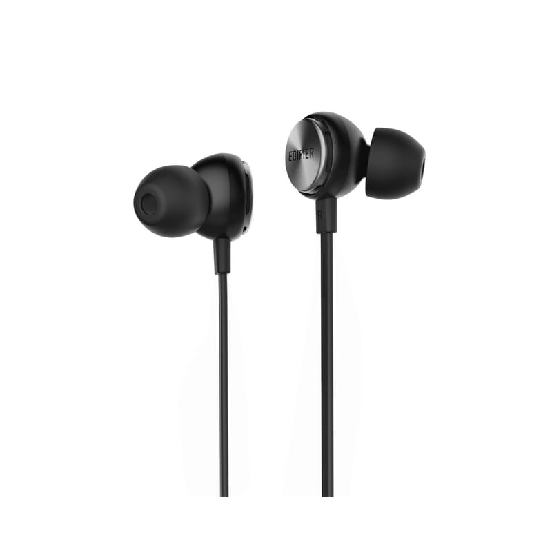 P293 Plus Wired In-Ear Earphones with 3 Button Remote & Mic