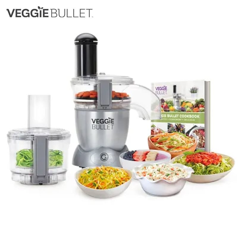 3-in-1 Food Preparation System by Nutribullet