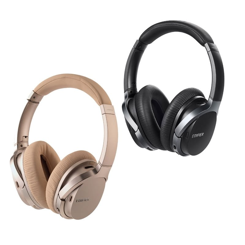 W860NB Active Noise Cancelling Bluetooth Headphones (Multiple Colours Available)