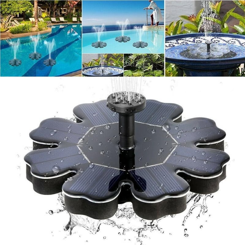 Floating Fountain Solar Water Pump