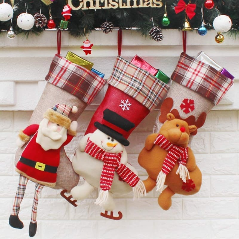 Christmas Gift Stocking (More Options Available)