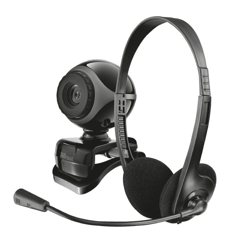 Exis Chatpack including Webcam and Headset