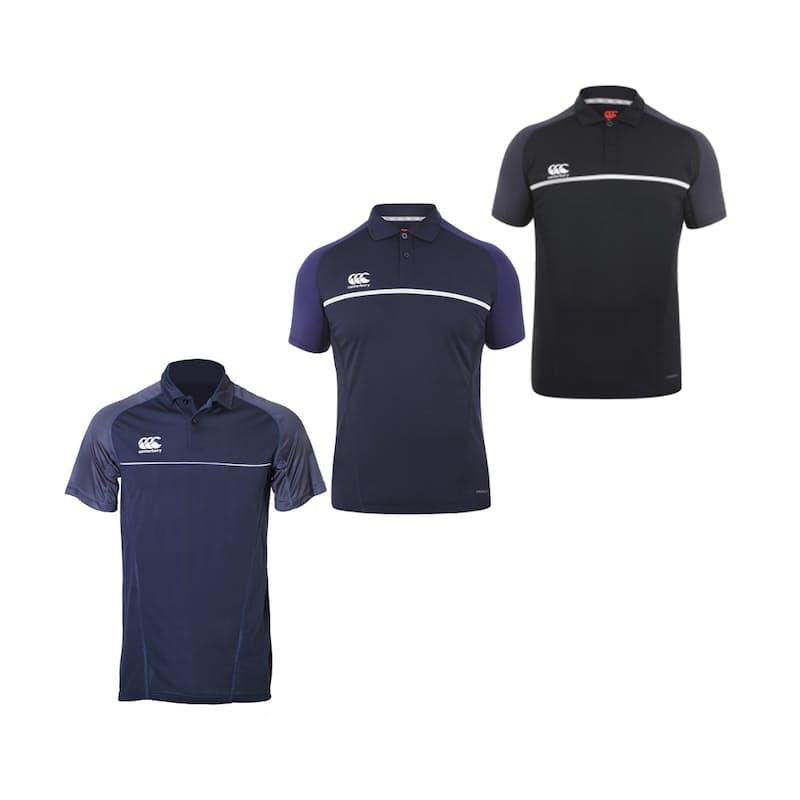 Men's Pro Dry Polo T-Shirts