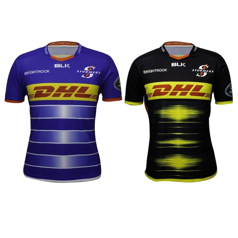 Super Rugby 2019 Junior Replica Jerseys (Home & Away)