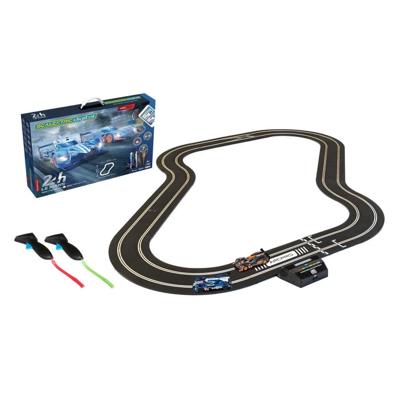 Arc Pro 24H Le Mans Digital Racing Set