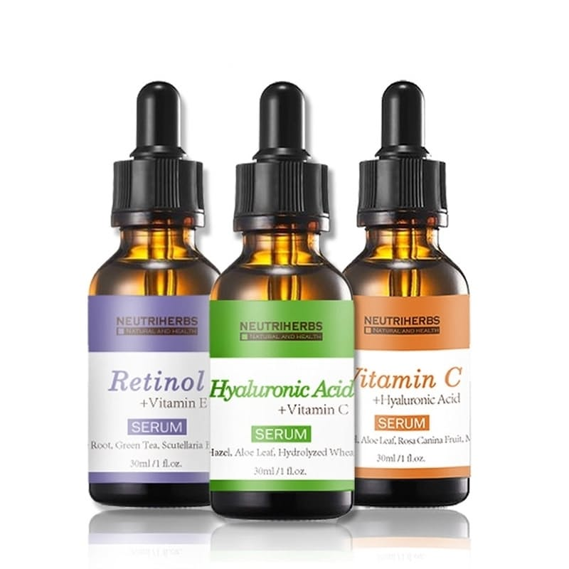 Superior Facial Serum Kit (3 x 30ml Serums)