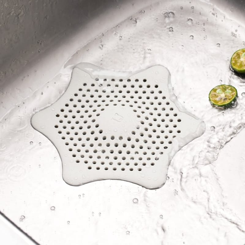 Silicone Kitchen or Bathroom Sink Filter and Strainer