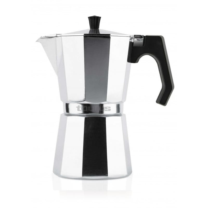 6, 9 or 12 Espresso Cup Italica Induction Aluminium Coffee Maker