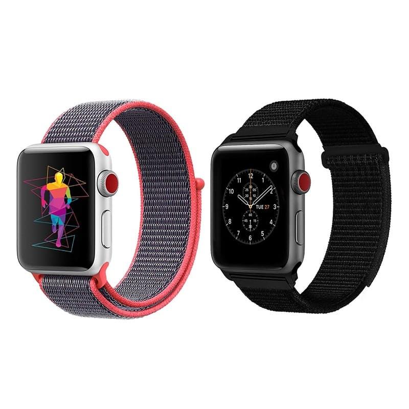 Apple 42mm Nylon Watch Strap