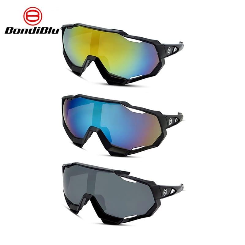 Unisex Polarised Cycling Sunglasses