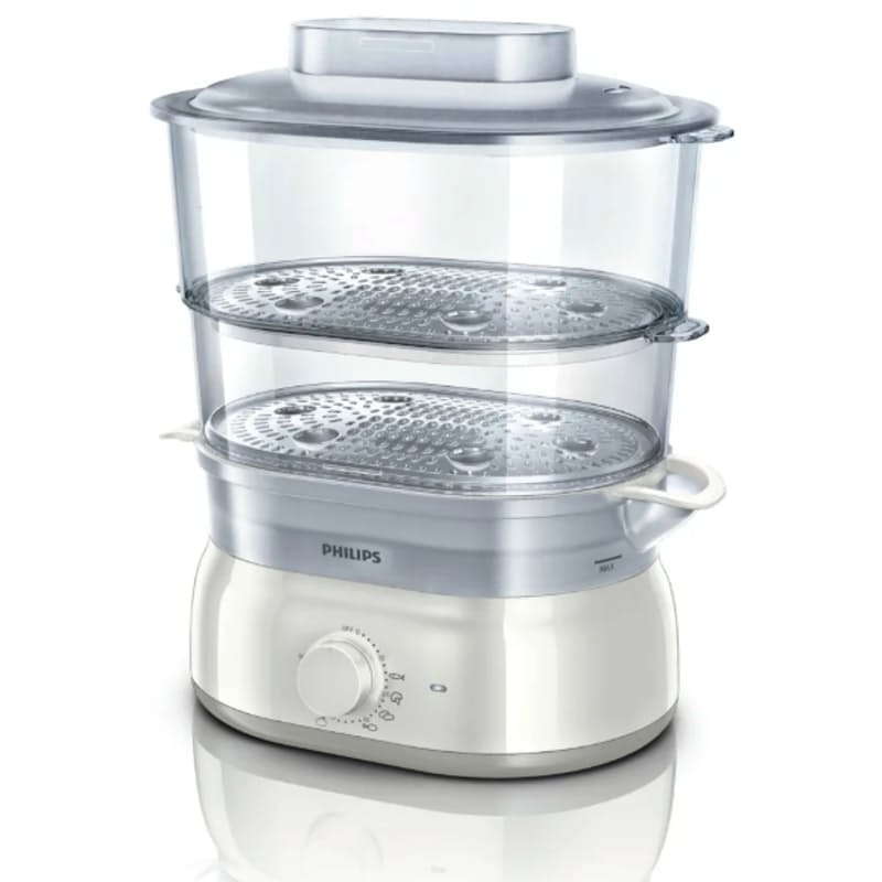 Daily Collection 2 Tier Healthy Food Steamer