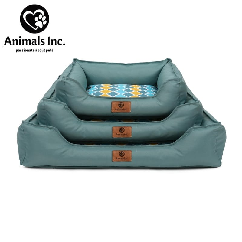 Duke Waterproof Canvas Pet Bed