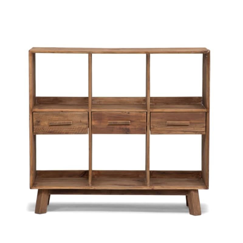 Sideboard with Shelves