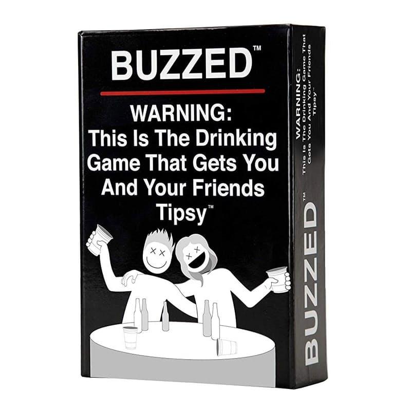 Buzzed - The Drinking Game That Gets You and Your Friends Wasted