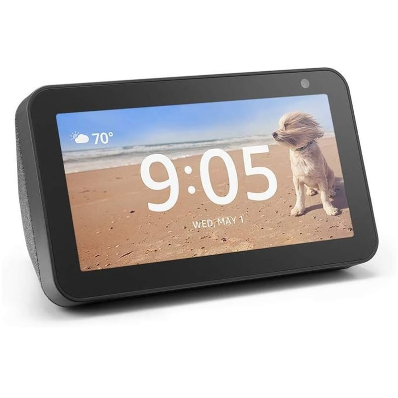 "All New Echo Show 5 with 5.5"" Smart Display and Alexa"