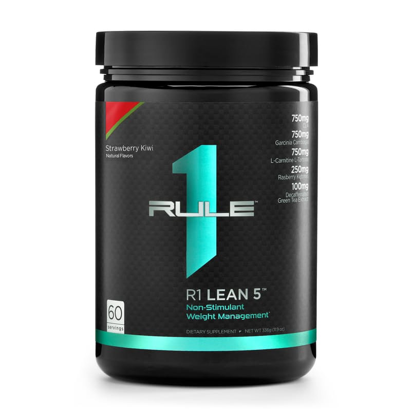 R1 Lean5 (Stimulant-Free Weight Management Formula) 60 Servings