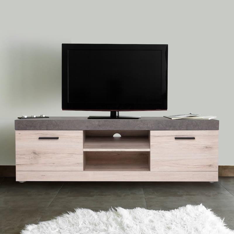 Sorrento Oak TV Board