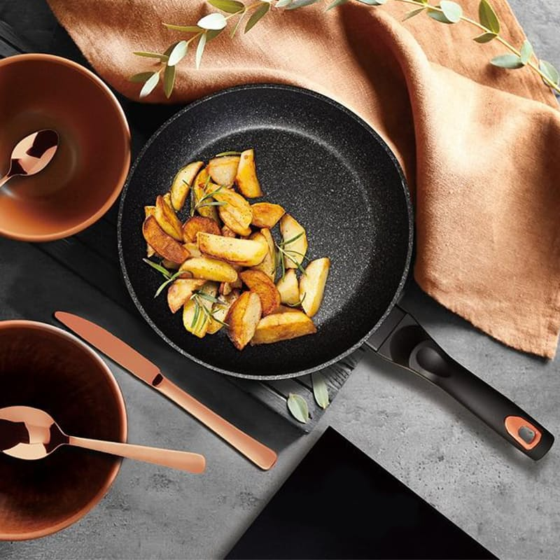 Black Rose Collection Frypan (More Sizes Available)