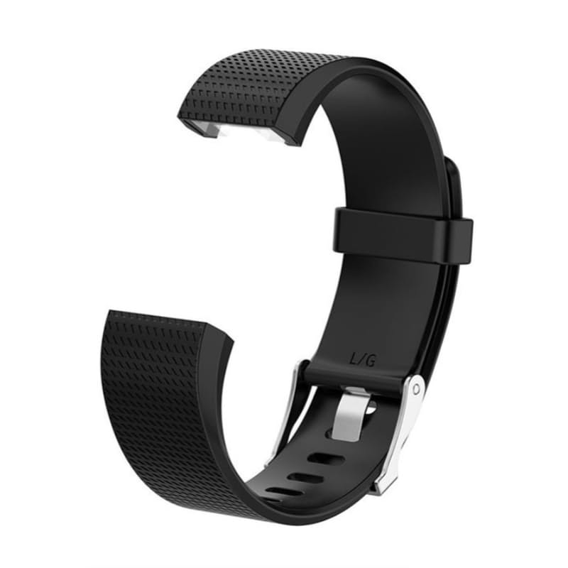 Fitbit Charge 2 Buckle Silicone Replacement Strap