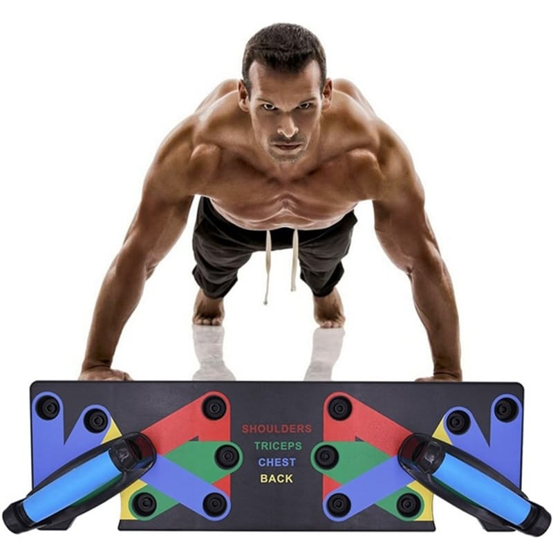 9-in-1 Upper Body Training Board System
