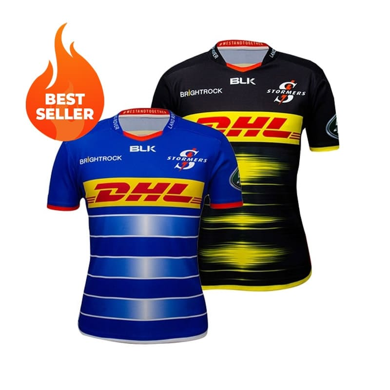 Super Rugby 2019 Men's Replica Jerseys (Home and Away)