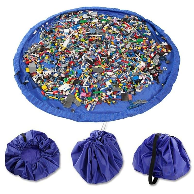 Convertible Toy Storage Bag