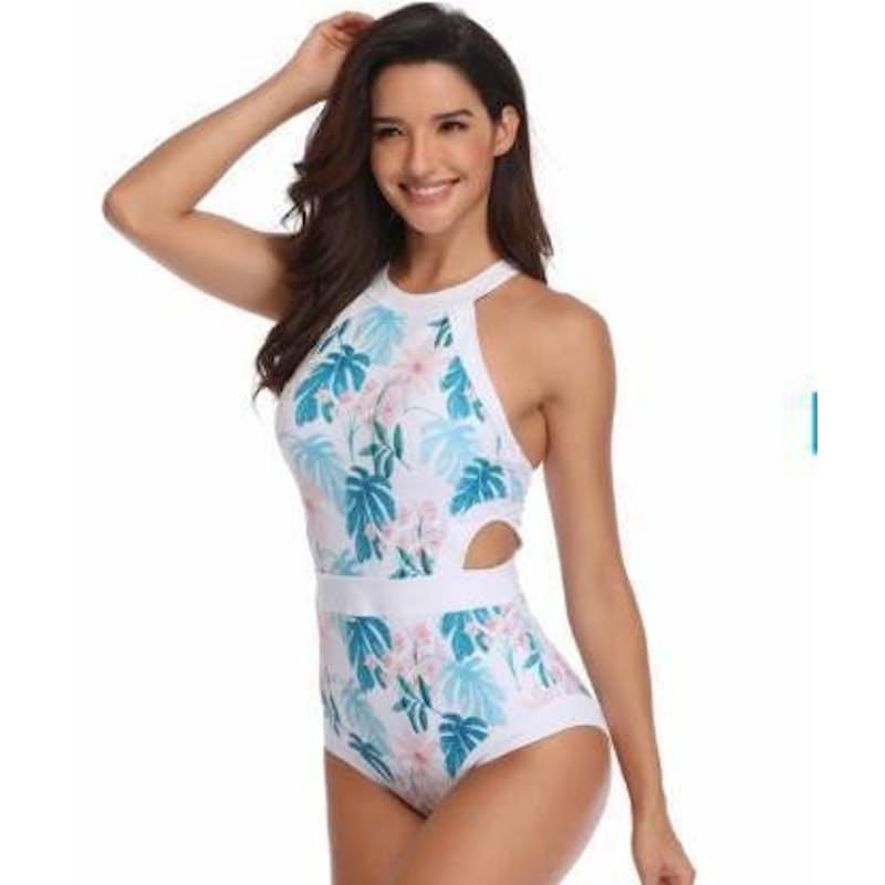 Ladies One Piece Swim Suit
