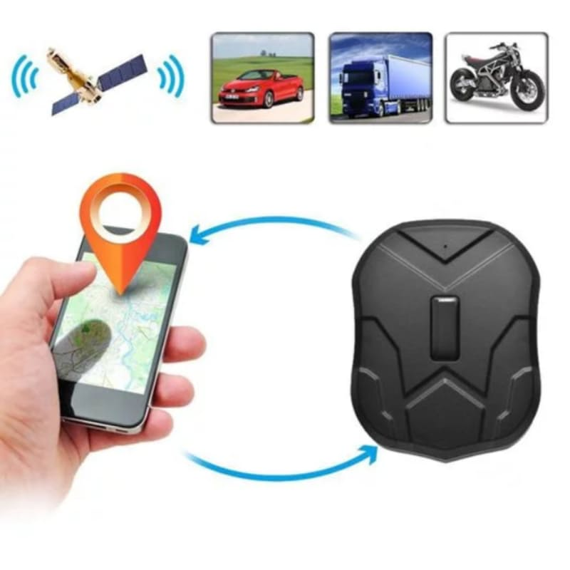 Stealth Real-time GPS Tracker