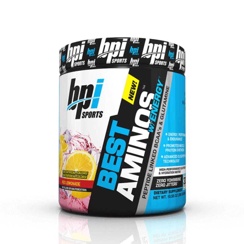 300g Best Amino with Energy