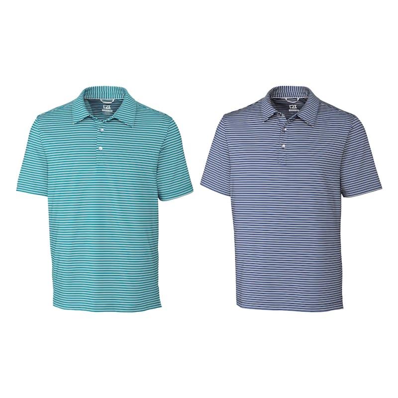 Division Stripe Polo Shirt