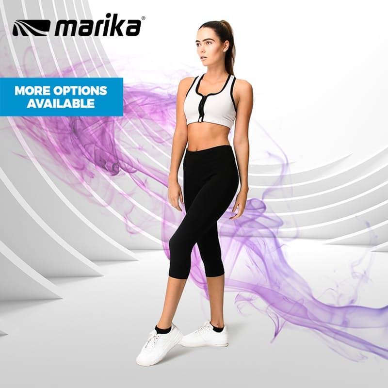 Ladies Performance Capri Workout Leggings