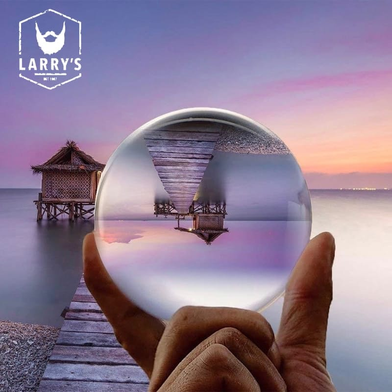 60mm, 70mm or 80mm Photography Glass Lens Ball