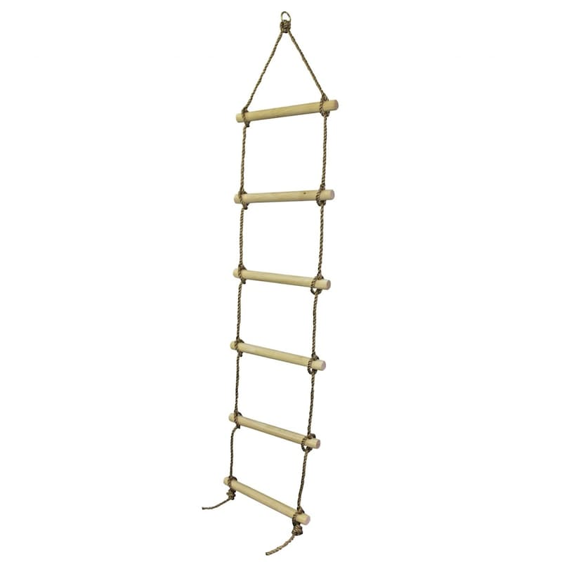 Kids Ladder Swing