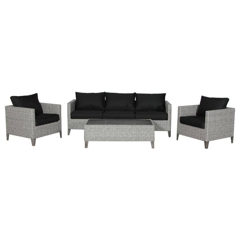4-Piece Indoor/Outdoor Set