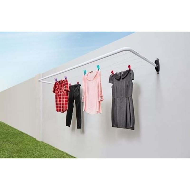 Swingline Slim Folding Frame Clothesline