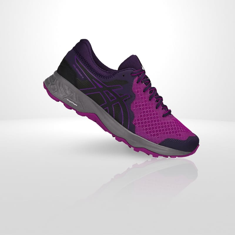 Ladies Gel Sonoma 4 Trail Running Shoes