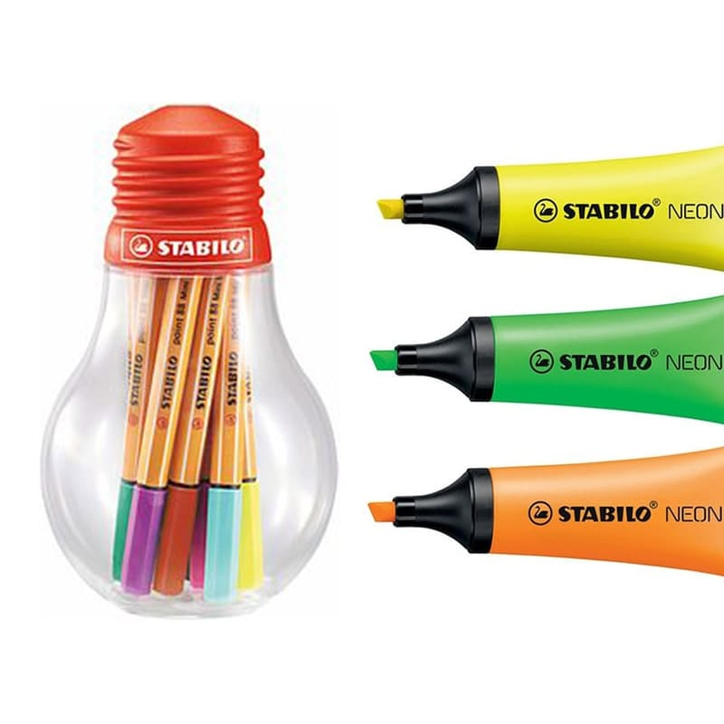 Mini Bulb with Highlighters