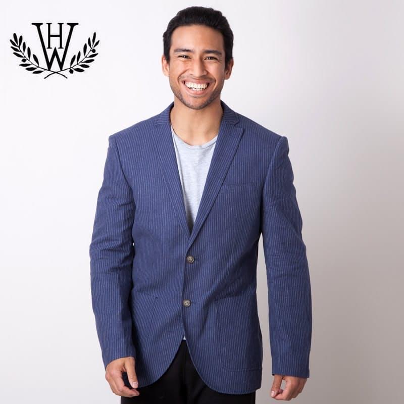 Men's Lightweight Tailored Blazer